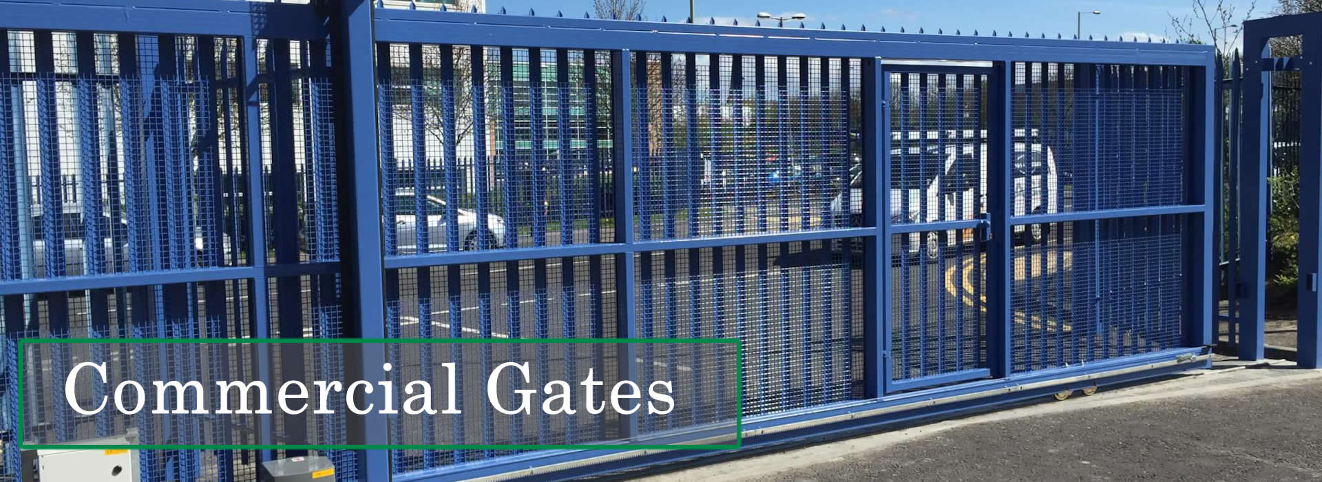 Automatic Commercial Gates