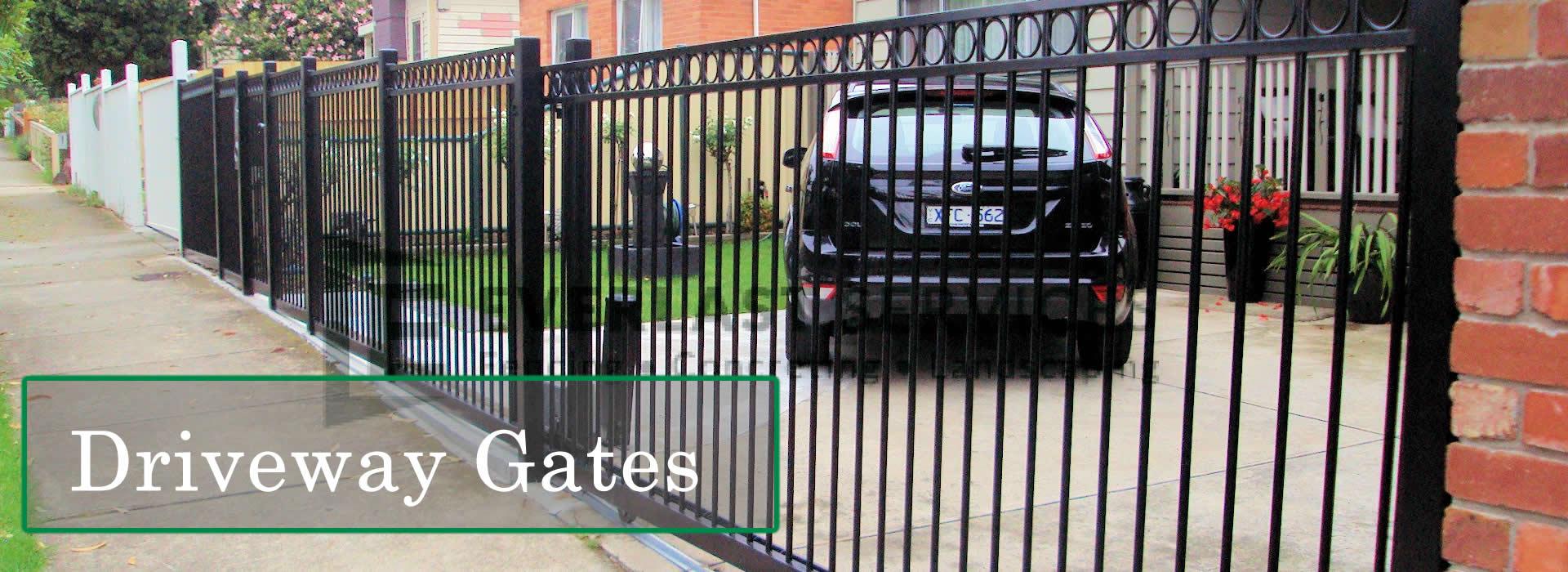 Driveway Slide Gates Residential Slide Gate Repair