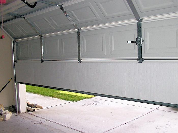 Insulated Garage Doors | Insulated Door Parts | Insulated ...